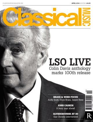 Classical Music April 2014