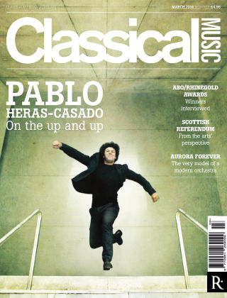 Classical Music March 2014