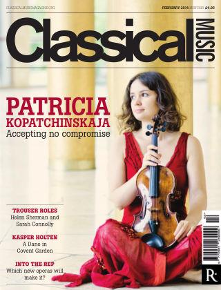 Classical Music February 2014