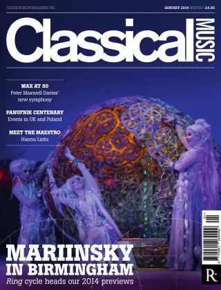 Classical Music January 2014