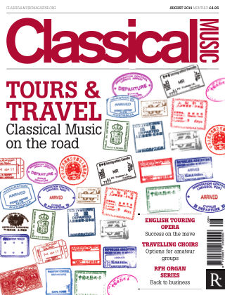Classical Music August 2014