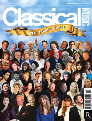 Classical Music September 2014