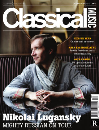 Classical Music October 2014