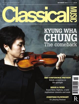 Classical Music November 2014