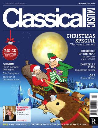 Classical Music December 2014