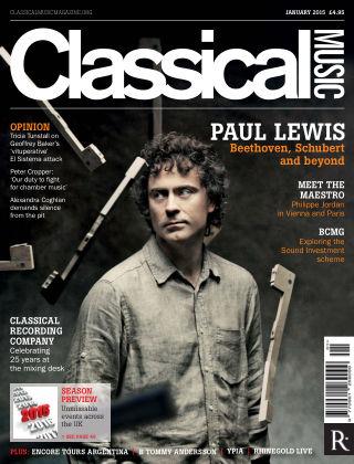 Classical Music January 2015