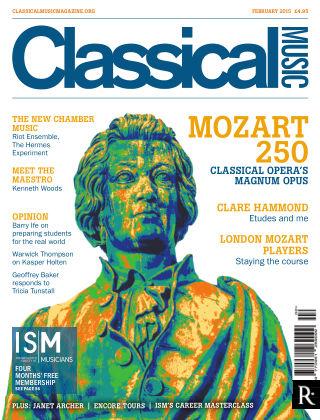 Classical Music February 2015