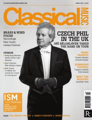 Classical Music April 2015