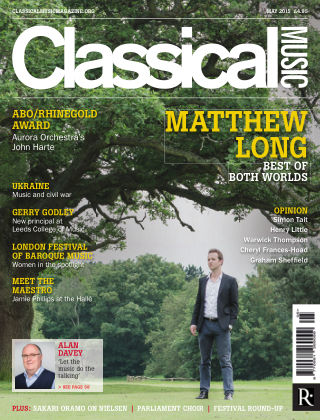 Classical Music May 2015