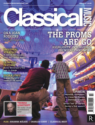 Classical Music July 2015