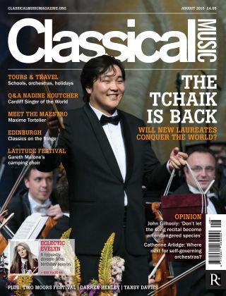 Classical Music Aug 2015