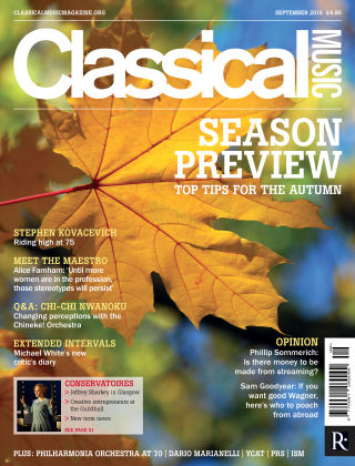 Classical Music Sept 2015