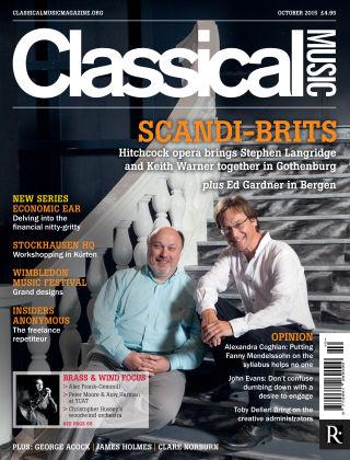Classical Music October 2015