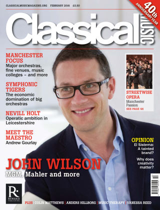 Classical Music Feb 2016
