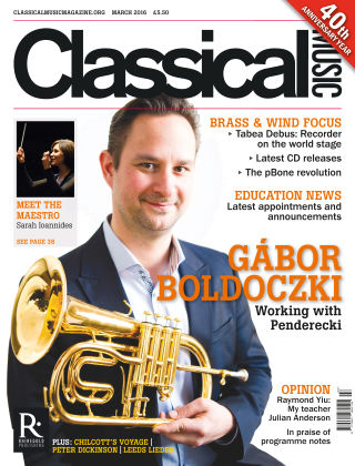 Classical Music Mar 2016