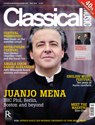 Classical Music May 2016