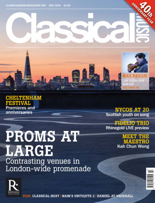Classical Music July 2016