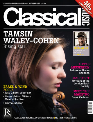 Classical Music Oct 2016