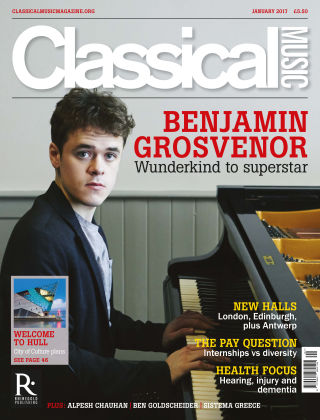 Classical Music Jan 2017