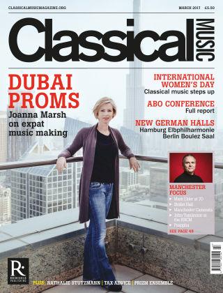 Classical Music Mar 2017