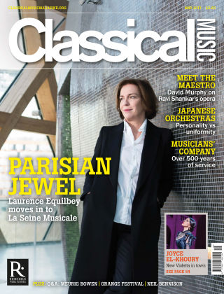 Classical Music May 2017