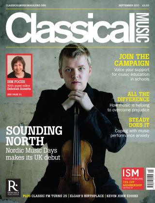 Classical Music September 2017