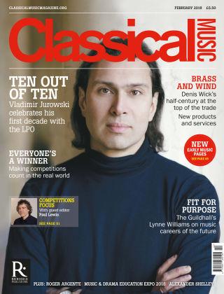 Classical Music Feb2018