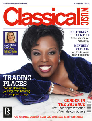 Classical Music March2018