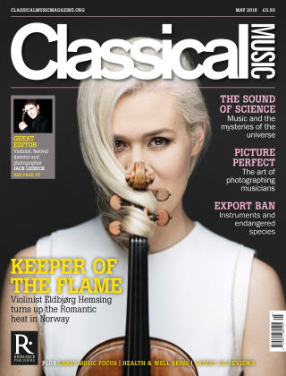 Classical Music May 2018