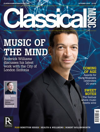 Classical Music Oct 2018