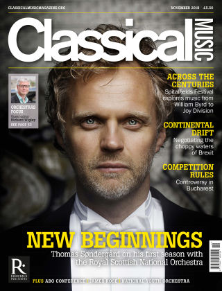 Classical Music NovDec 2018