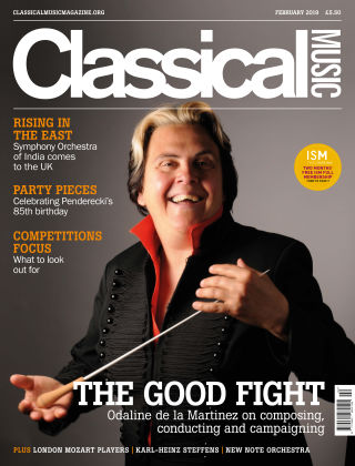 Classical Music Jan 2019