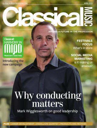 Classical Music April2019