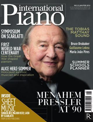 International Piano Issue 23