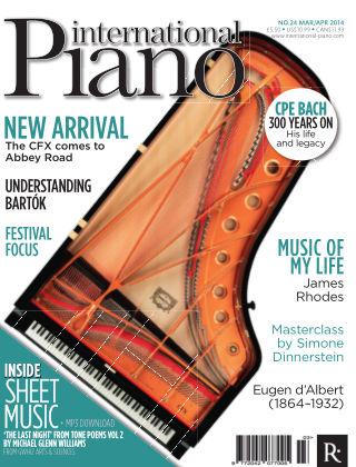 International Piano Issue 24