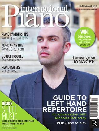 International Piano Issue 26