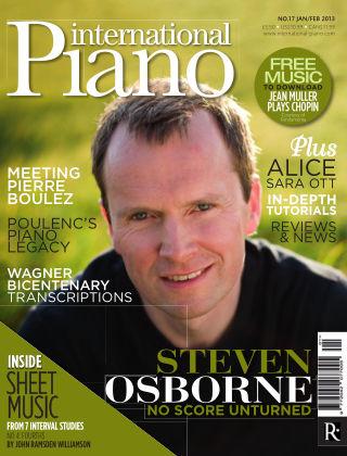 International Piano Issue 17