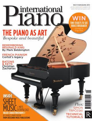 International Piano Issue 19