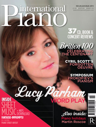 International Piano Issue 20