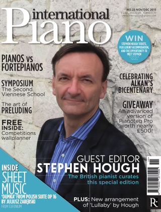 International Piano Issue 22