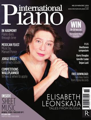International Piano Nov - Dec 2014