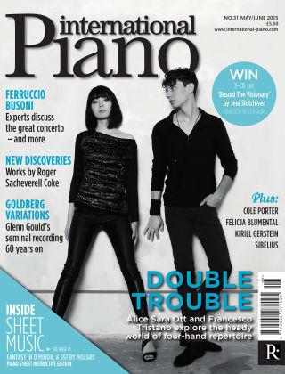 International Piano May - Jun 2015