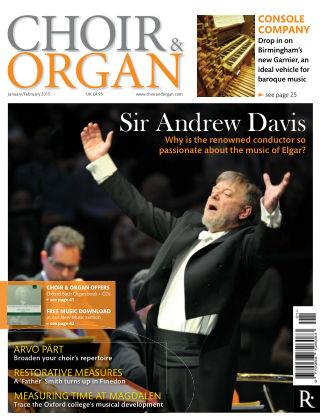 Choir & Organ Jan - Feb 2015