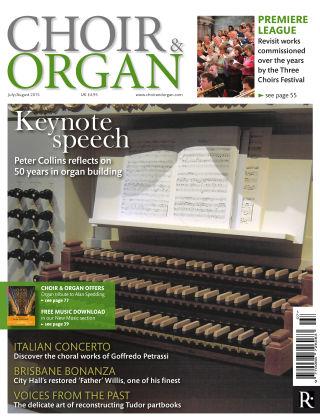 Choir & Organ July - Aug 2015