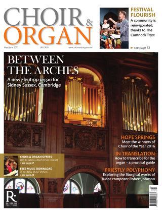 Choir & Organ May-Jun 2017