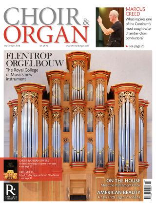 Choir & Organ MarchApril2018
