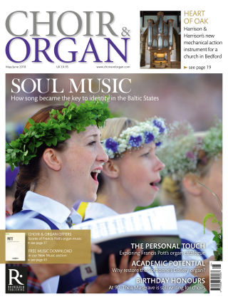 Choir & Organ May / June