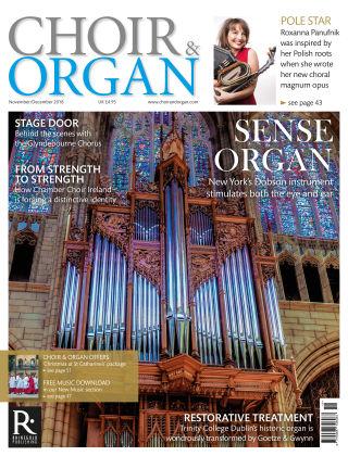 Choir & Organ NovDec 2018