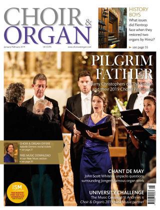 Choir & Organ JanFeb 2019