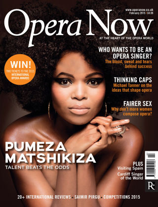 Opera Now Feb 2015